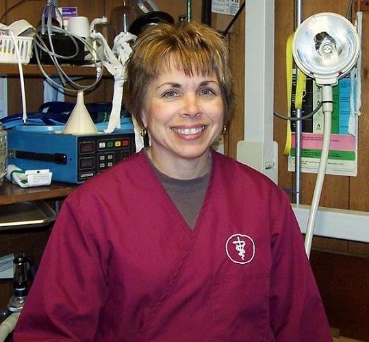 Beth Santure, Veterinary Assistant at The Milan Vet Clinic