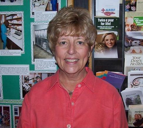 Susan Sweet, Clinic Administrator, Wife